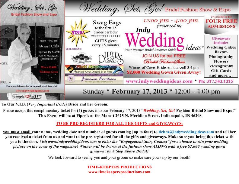 ETIX Wedding Set Go Time Keepers (1)